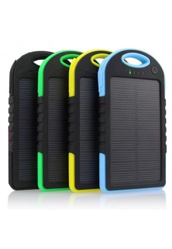 Power bank cargador bater a externa panel solar 5000mah orig demercas compras en internet - Extern panel ...